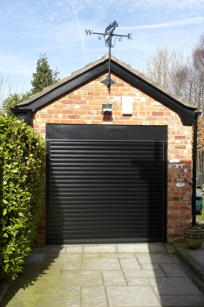 Roller Shutter Garage Doors Industrial Door Manufacture